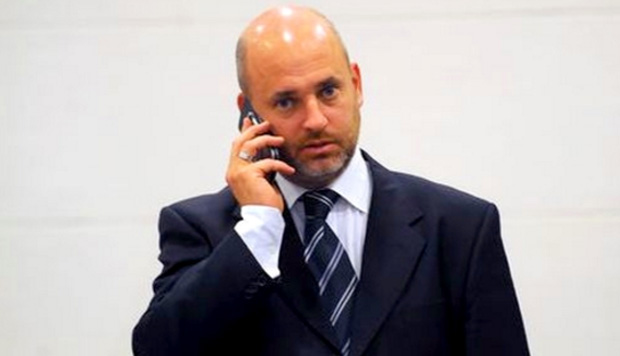Sal Lari renunció como juez. Hoy es abogado de los Báez.