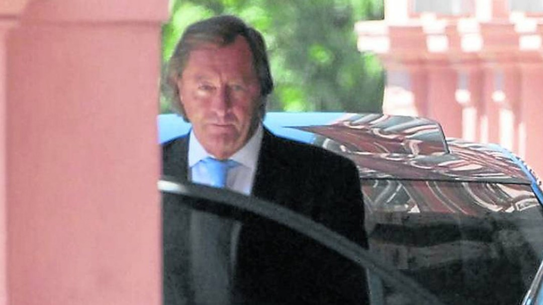 Por la causa Liuzzi, Rodríguez se volvió parco con la prensa.