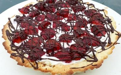 Recetas de Gricel: Una tarta de frutillas que brinda mil opciones