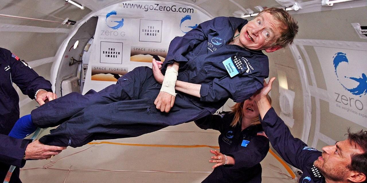 Hawking por Hawking: 10 definiciones del último genio contemporáneo