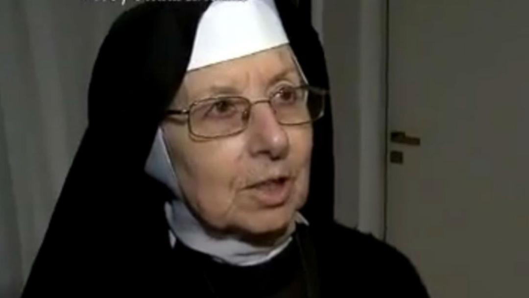 La monja Aparicio, acusada de encubrimiento.