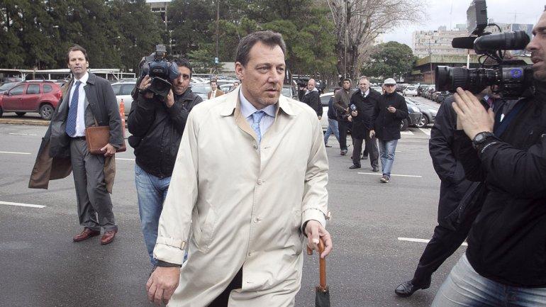 Resnick Brenner, famoso por Ciccone, acusaso de apretar funcionarios.