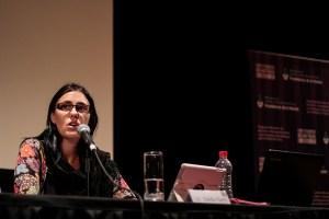 Zaida Gatti, funcionaria a cargo de las denuncias por trata.