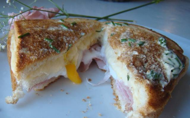 croque madmoiselle