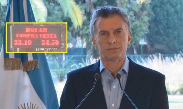 Desconfianza: Cómo el propio Gobierno expuso a Macri ante los mercados y el dólar récord