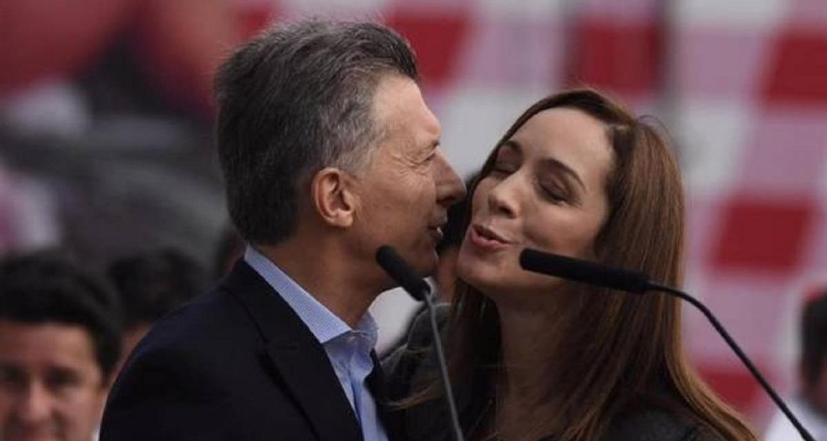 Macri y Vidal, de la tensión a los gestos de cara a diciembre