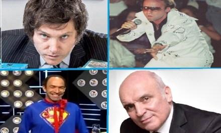 Economistas Hardcore: La nueva fauna de celebrities en la TV