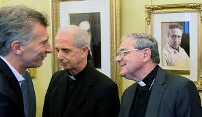 El Presupuesto le baja $4 millones a los sueldos de obispos, que debaten financiarse de otro modo