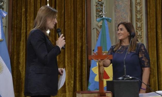 Inza duplicó sus bienes en Nación pero declara que se empobreció trabajando para Vidal