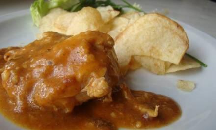 Recetas de Gricel: Al ajillo, el pollo se vuelve delicioso (y pica)