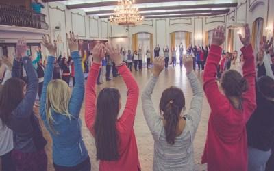 Yomu, el método que une el yoga con la música y disminuye el bullying