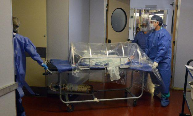 Fotoreportaje: cómo se vive la pandemia por dentro en el Hospital Garrahan?