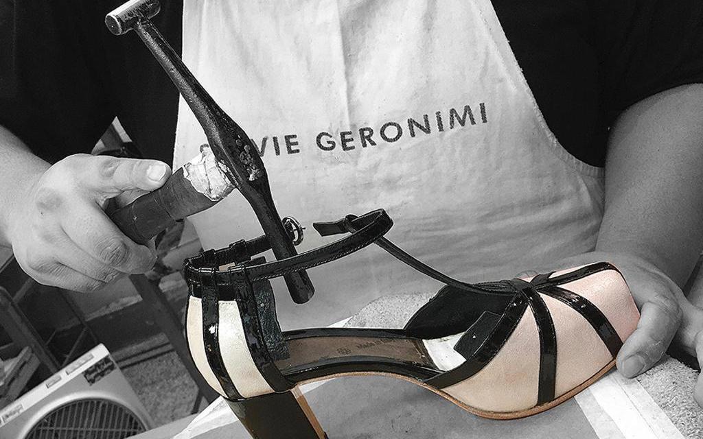 """«Esta crisis puede ser oportunidad para ponderar el diseño argentino"""", dijo el socio de Sylvie Geronimi"""
