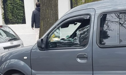 Dos motochorros asesinaron a un repartidor de Mercado Libre en Adrogué