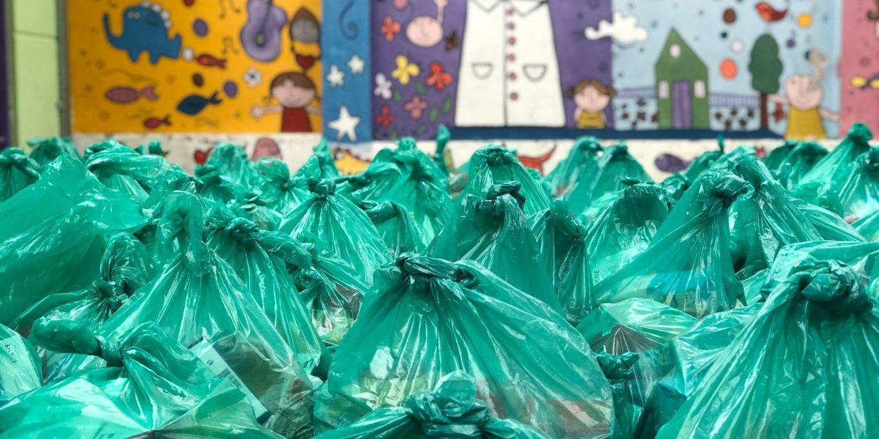 Desde Provincia a Ciudad: problemas y tensiones por el manejo de alimentos sociales