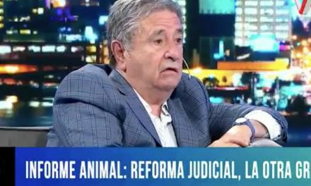 Duhalde, sin filtro: «No va a haber elecciones, porque no se puede seguir así»