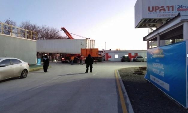 El gobierno bonaerense alquiló contenedores para «morgues transitorias» por $4 millones
