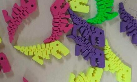 Empresas tech desarrollan juguetes 3D para donar a hospitales