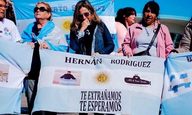 La AFI denunció espionaje ilegal a familiares de víctimas del ARA San Juan