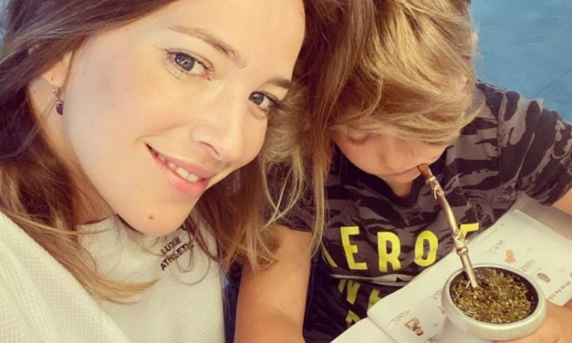 """Luisana Lopilato, sobre la salud de su hijo Noah: """"Hoy dejo que lo cuide Dios"""""""