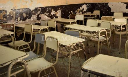 Sólo el 0,20% de los alumnos en todo el país tiene clases de forma presencial