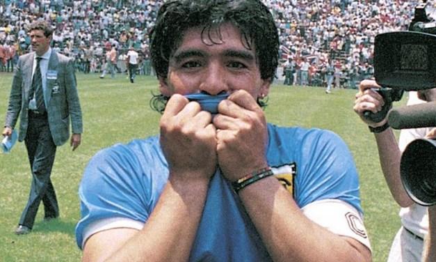 """""""Maradona era una mentira"""": el conmovedor artículo de un periodista brasileño que lleva su nombre en honor a Diego"""