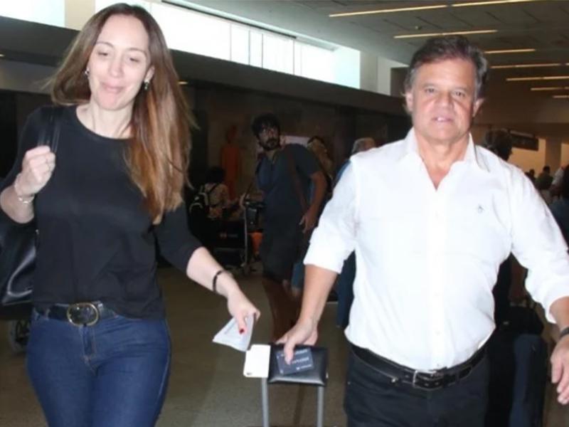 María Eugenia Vidal y Quique Sacco celebraron su primer aniversario con una tierna foto