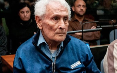 "Miguel Etchecolatz se negó a ser indagado y sentenció: ""Yo no maté»"