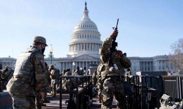 Asunción de Biden: ¿cuáles son los grupos que tomaron el Capitolio y llevan la alerta de seguridad al máximo nivel?