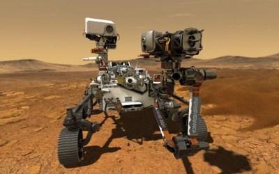 El rover Perseverance de la NASA arribó a Marte tras siete meses de viaje