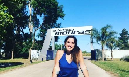 Al nacer le dijeron que no podría caminar y ahora quiere ser la primera piloto con discapacidad del automovilismo latinoamericano