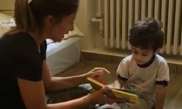 Las enseñanzas de Antonio a María Julia Oliván