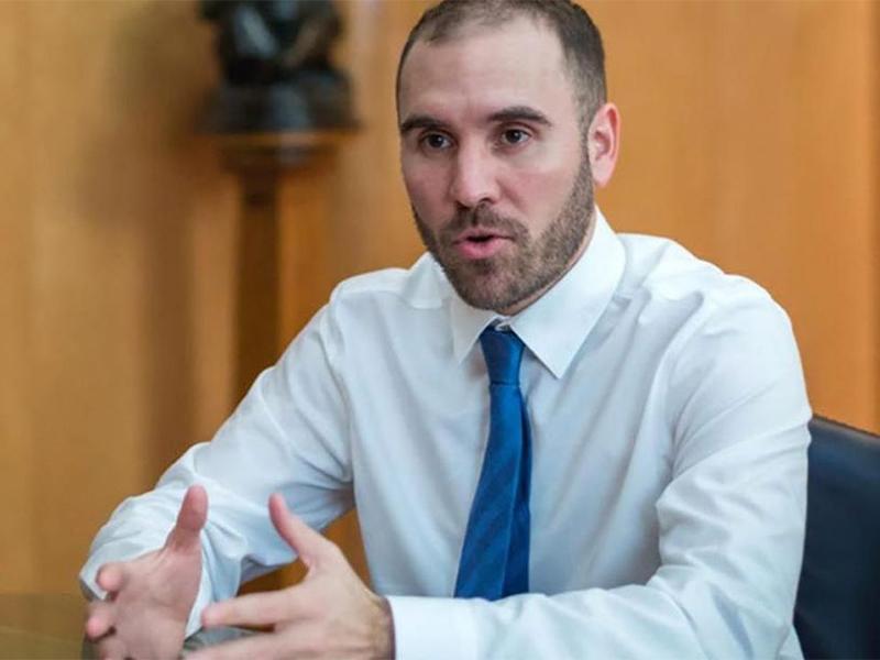 Martín Guzmán responsabilizó al FMI por la deuda