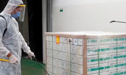 El Ministerio de Salud distribuyó más vacunas Sinopharm a las provincias