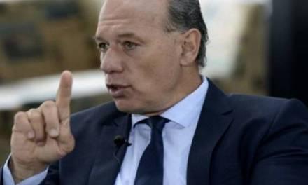 Sergio Berni considera «insuficientes» nueve días de aislamiento