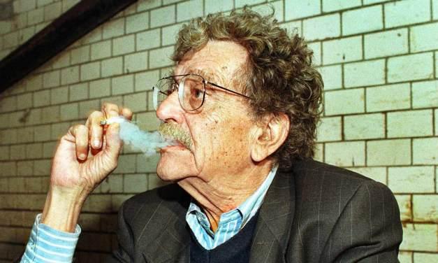 Kurt Vonnegut: el humor como respuesta a todo