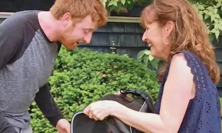 El tierno regalo de unos padres a su hijo con autismo: «Es muy lindo»