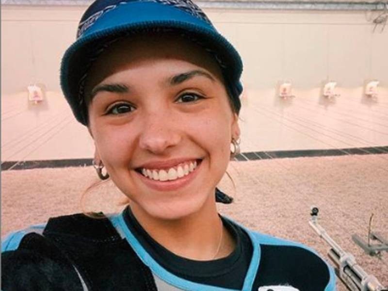 Juegos Olímpicos: el pedido de la tiradora Fernanda Russo por las agresiones en redes sociales