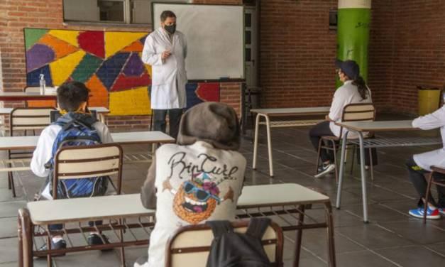 Anticipan el calendario escolar en la Ciudad para 2022: cuántos días habrá de clases