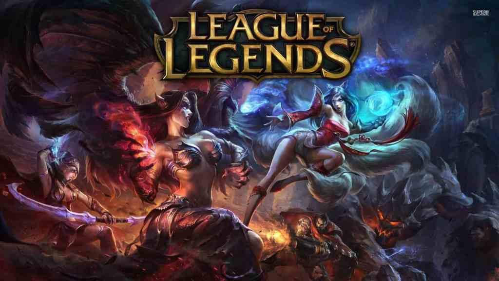 league of legends lol 2021 moba
