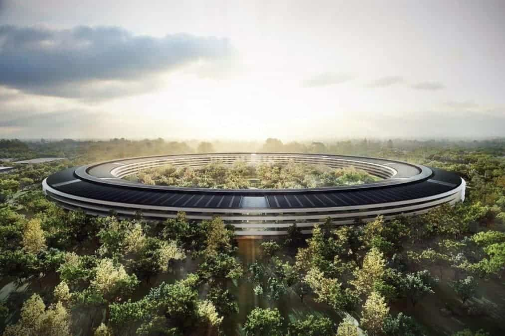 apple cupertino headquarters