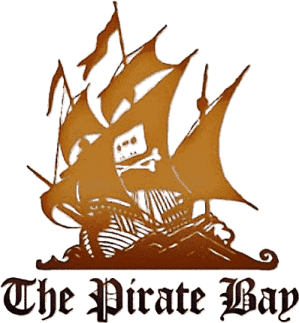 the pirate bay logo torrent site
