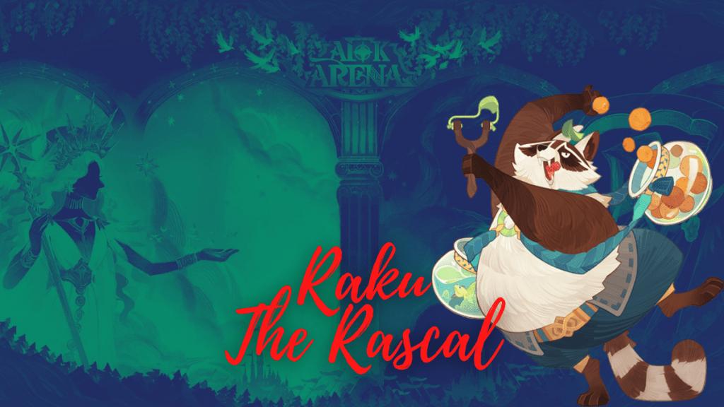 raku the rascal