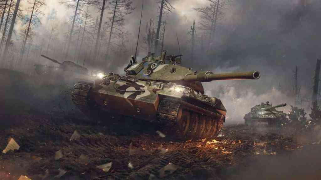 worlf of tanks codes