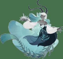 Desira - The Sinister Siren no bg