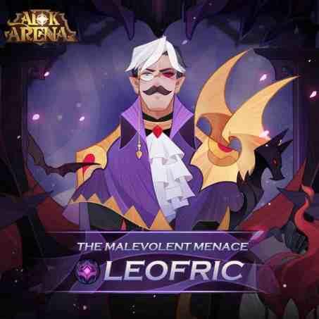 Leofric - The Malevolent Menace