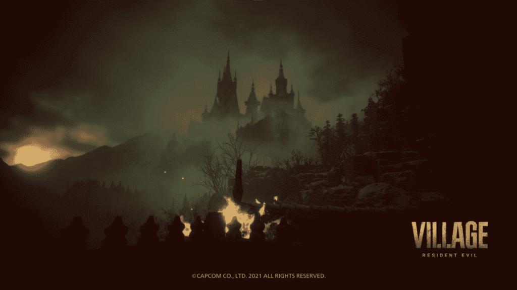 Resident Evil Village castle 8