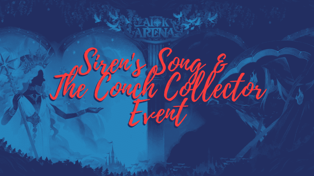 Siren's Song & The Conch Collector Event AFK Arena