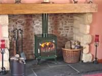 Restoring A Brick Fireplace. * Remodelaholic *: Restoring ...