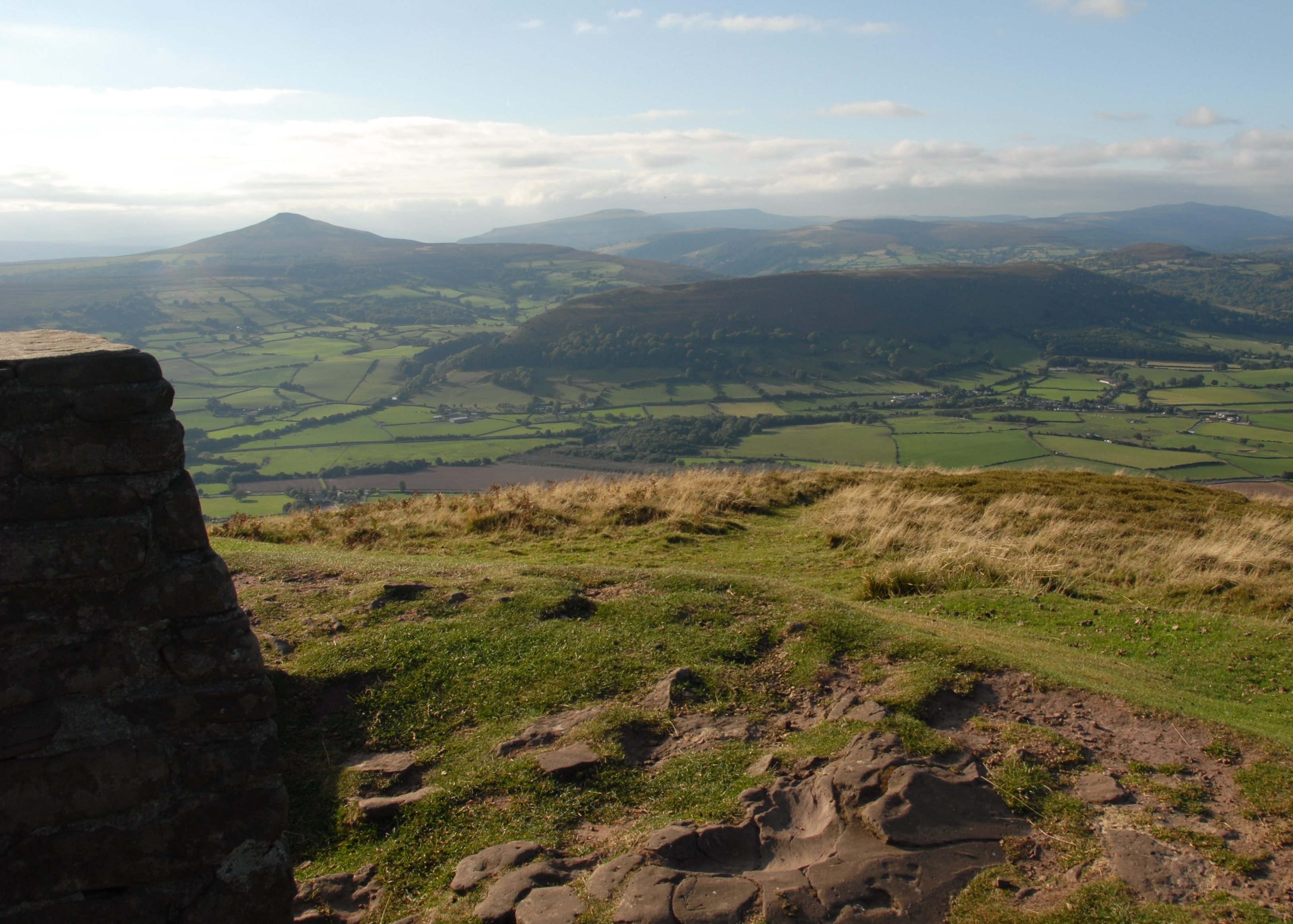 Sugar Loaf from Skirrid